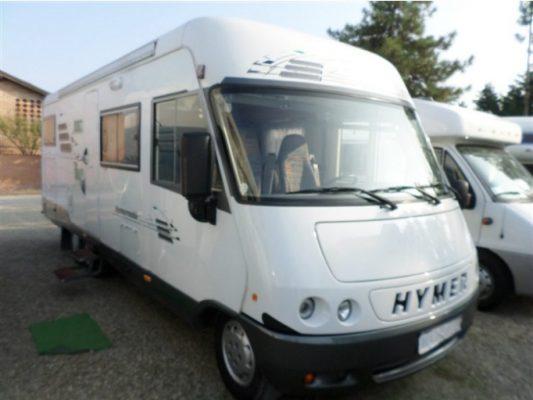 HYMER-ERIBA E 700