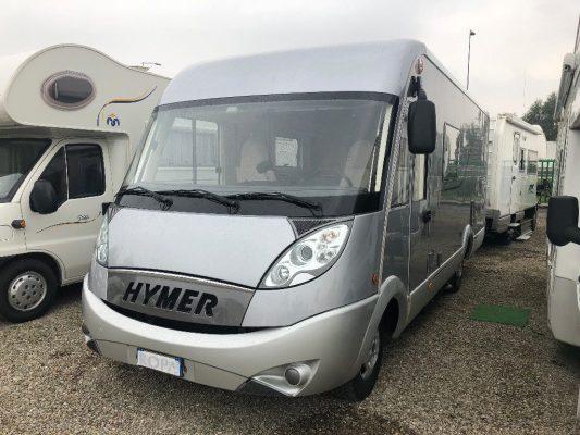 HYMER-ERIBA B 614